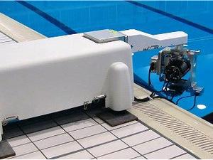 NHK underwater camera