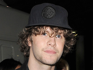 Jay McGuiness Boyband 'The Wanted' arrive back at Kings Cross St Pancras, having caught a late night Eurostar train from Paris. The group were met by a group of around 30 girls, who grabbed, kissed, hugged and followed them all around the station, until the band finally got in their cars home. The boys seemed to enjoy the attention, and were seen holding hands and walking arm in arm with some of their young fans. London, Englandm