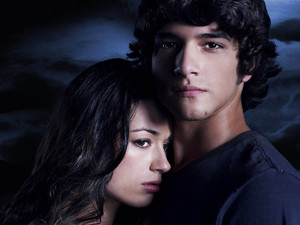 Tyler Posey in 'Teen Wolf'