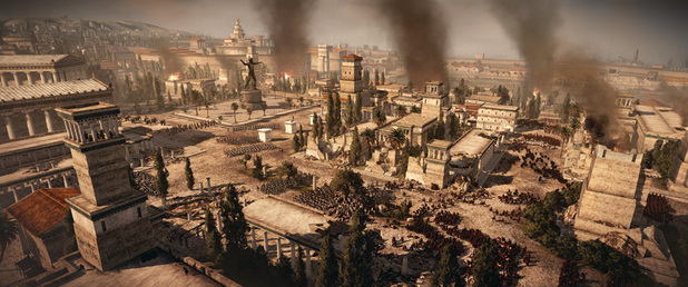 &#39;Total War: Rome II&#39; screenshot