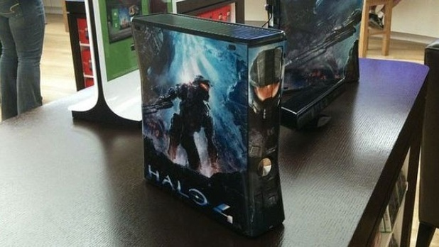 Alleged Limited Edition Halo 4 Xbox 360