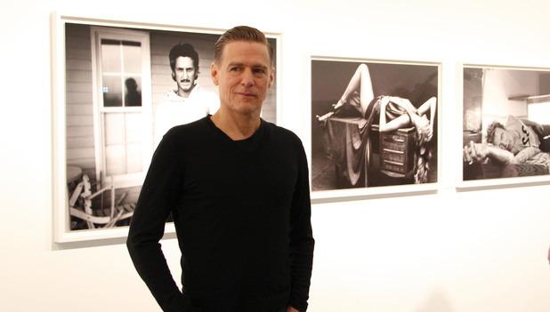 Bryan Adams opens his 'Exposed' photography exhibition at the Multimedia Art Museum of Moscow