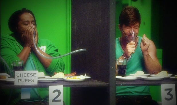 Big Brother 2012: Day 33