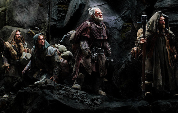 The Hobbit dwarves