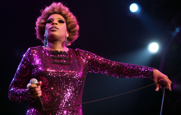 Macy Gray performs at the North Sea Jazz Festival.