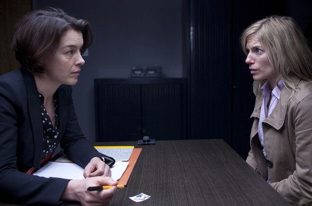 Case Sensitive: Olivia Williams as DS Charlie Zailer