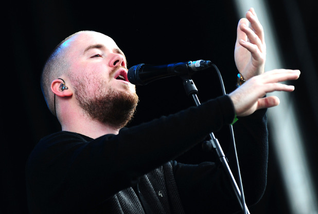 Wireless Festival 2012: Maverick Sabre.