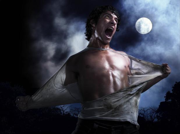 Tyler Posey in 'Teen Wolf'