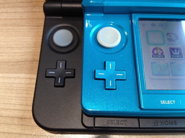 Nintendo 3DS XL hands-on gallery