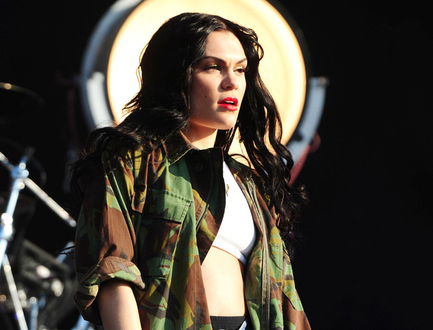Wireless Festival 2012: Jessie J