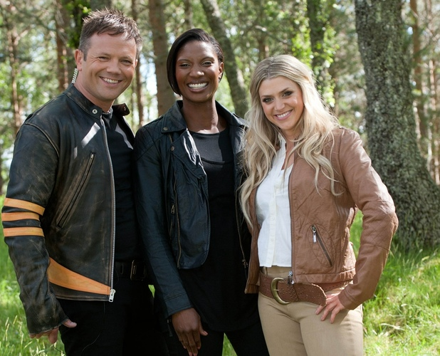 Anna Williamson, Jamie Rickers, Denise Lewis host Nickelodeon's 'Camp Orange'