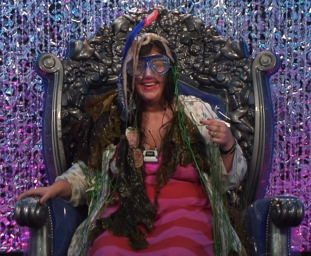Big Brother 2012 - day 27: Becky
