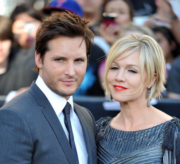 "Jennie Garth and Peter Facinelli 2010 Los Angeles Film Festival - ""Eclipse"" Premiere held at Nokia Theatre L.A. Live Los Angeles, California - 24.06.10 Credit: (Mandatory): WENN.com"
