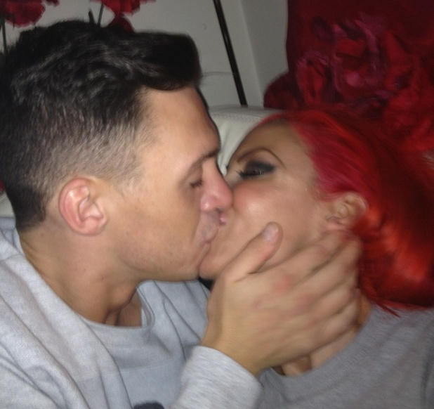 JODIE MARSH, KIRK NORCORSS, twitter
