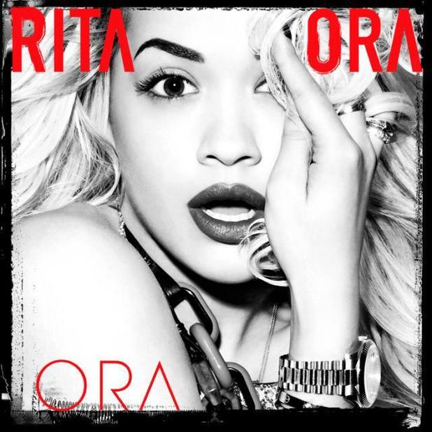 Rita Ora: 'Ora' album cover