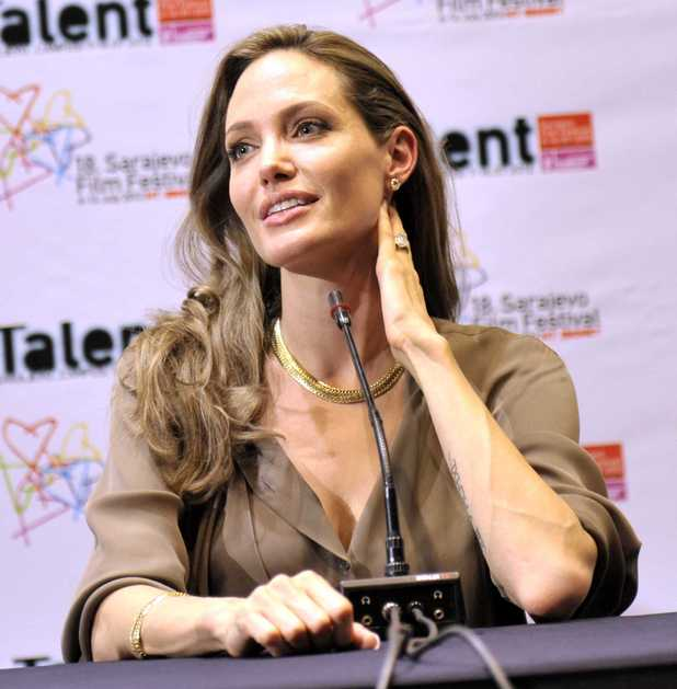 Angelina Jolie has double mastectomy: I don't feel any less of a woman - Showbiz News - Digital Spy