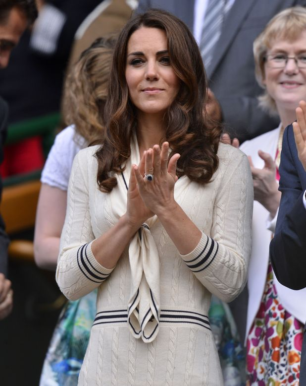 Duchess of Cambridge, Wimbledon