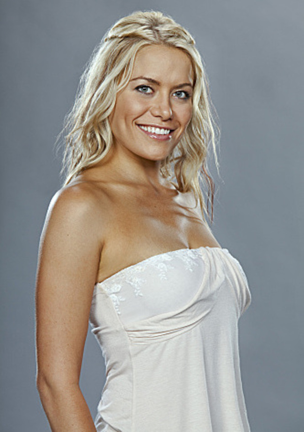 Big Brother USA 2012 - Ashley Locco