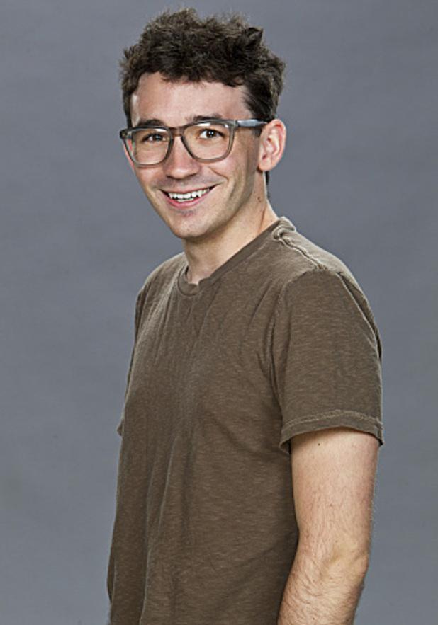Big Brother USA 2012 - Ian Terry