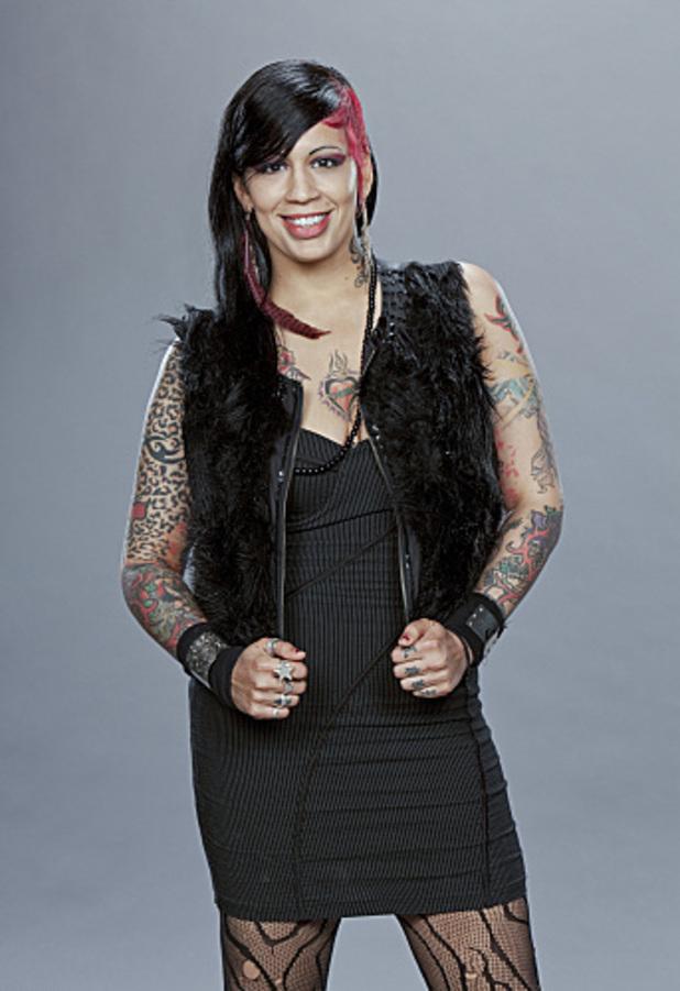 Big Brother USA 2012 - Jenn Arroyo