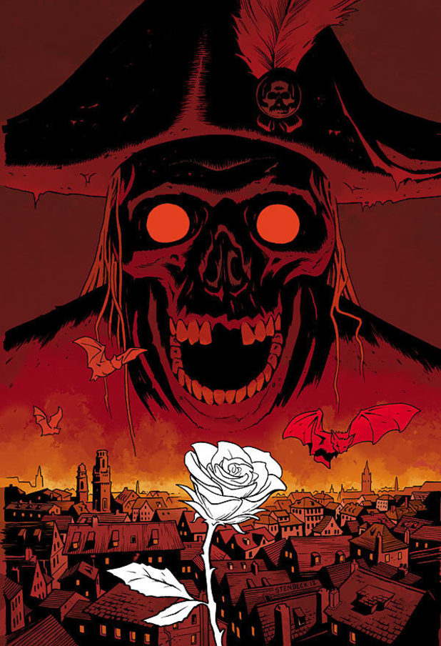 Mike Mignola unveils 'Baltimore: The Play'