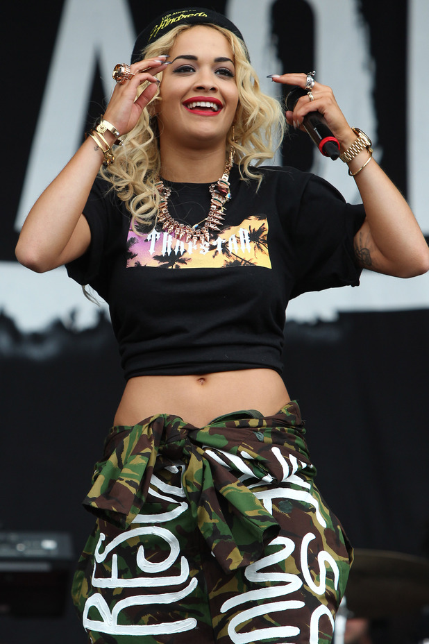 Wireless Festival 2012: Rita Ora