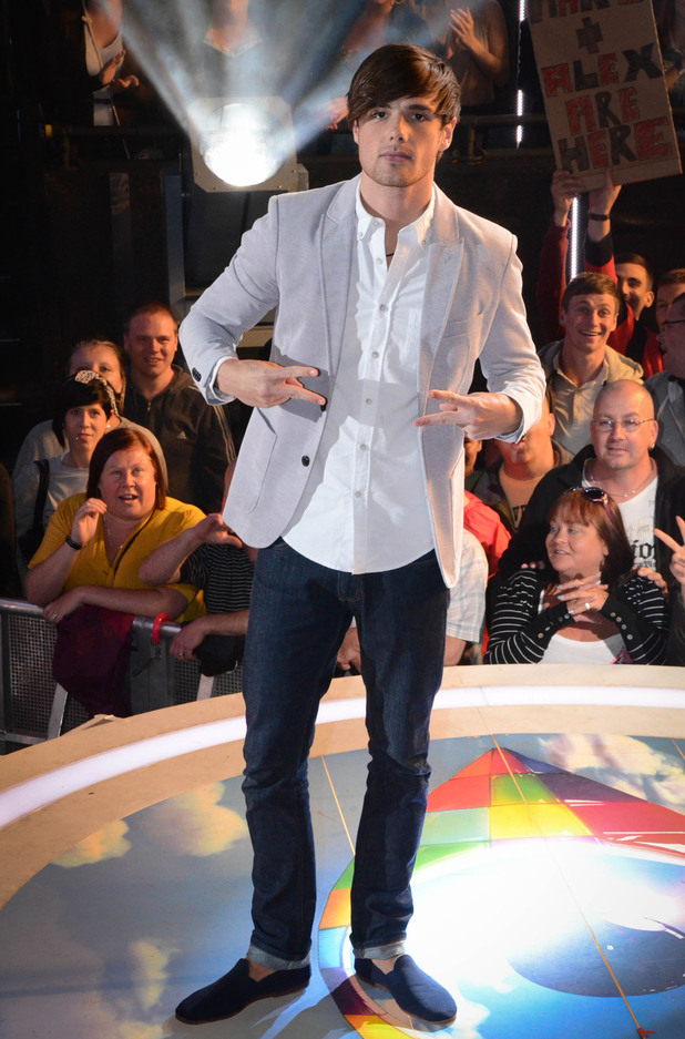 Big Brother: Arron Lowe eviction