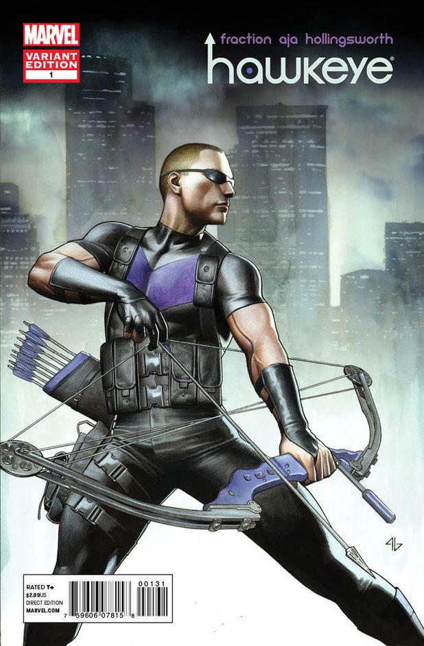 Hawkeye #1 variant