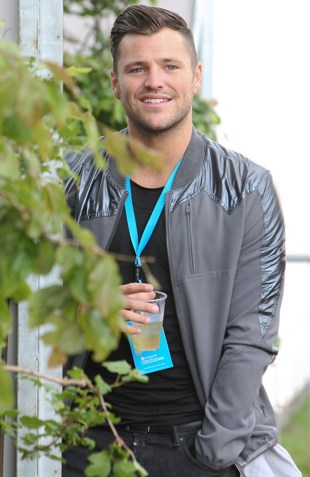 Barclaycard Wireless Festival 2012: Mark Wright