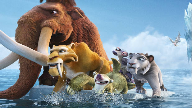 'Ice Age 4: Continental Drift' trailer