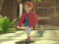Ni no Kuni: Wrath of the White Witch will be playable on the PS3 this week.