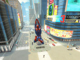 &#39;The Amazing Spider-Man&#39; mobile game screenshot