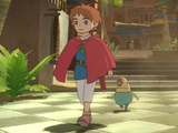 &#39;Ni No Kuni: Wrath of the White Witch&#39; screenshot