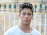 Lincoln Younes and Andy McPhee as Casey Braxton and Danny Braxton in Home and Away