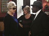 Cora and Rose accompany Patrick to the funeral of his friend.