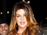 Kirstie Alley promotes her upcoming book, 'The Art of Men (I Prefer Mine Al Dente)' at BookExpo America New York City, USA