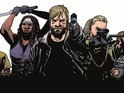 Robert Kirkman's horror series takes the top spot and four other top 20 places.