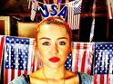 A gallery of Miley Cyrus, Beyoncé and more celebrating Independence Day.