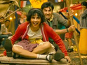 Ranbir Kapoor says he is looking forward to the film's international release.