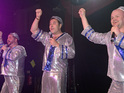 Comedian reunites with BGT's dance troupe Show Bears at G-A-Y.