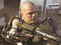 Actor leads the cast in District 9 director Neill Blomkamp's new film.