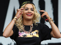 Singer says she is not bothered about comparisons between herself and Rihanna.