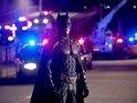 Scott A Smith is charged with bringing weapons to Dark Knight Rises screening.