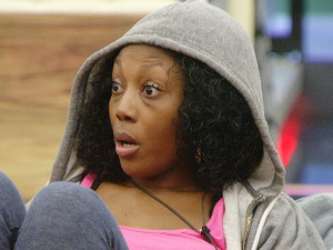 Big Brother 2012 - Day 35: Shievonne after hearing she is up for eviction