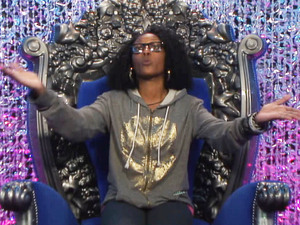 Big Brother 2012 - Day 35: Shievonne in the Diary Room