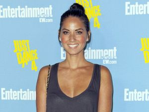Celebrities at Comic-Con 2012: Olivia Munn