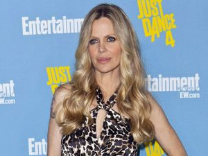 Celebrities at Comic-Con 2012: Kristin Bauer van Straten
