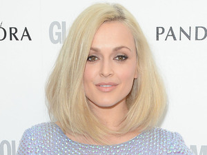 Fearne Cotton at the Glamour Awards at Berkeley Square, London, England on May 29, 2012.