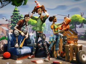 'Fortnite' first images