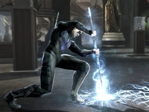 'Injustice: Gods Among Us' screenshot